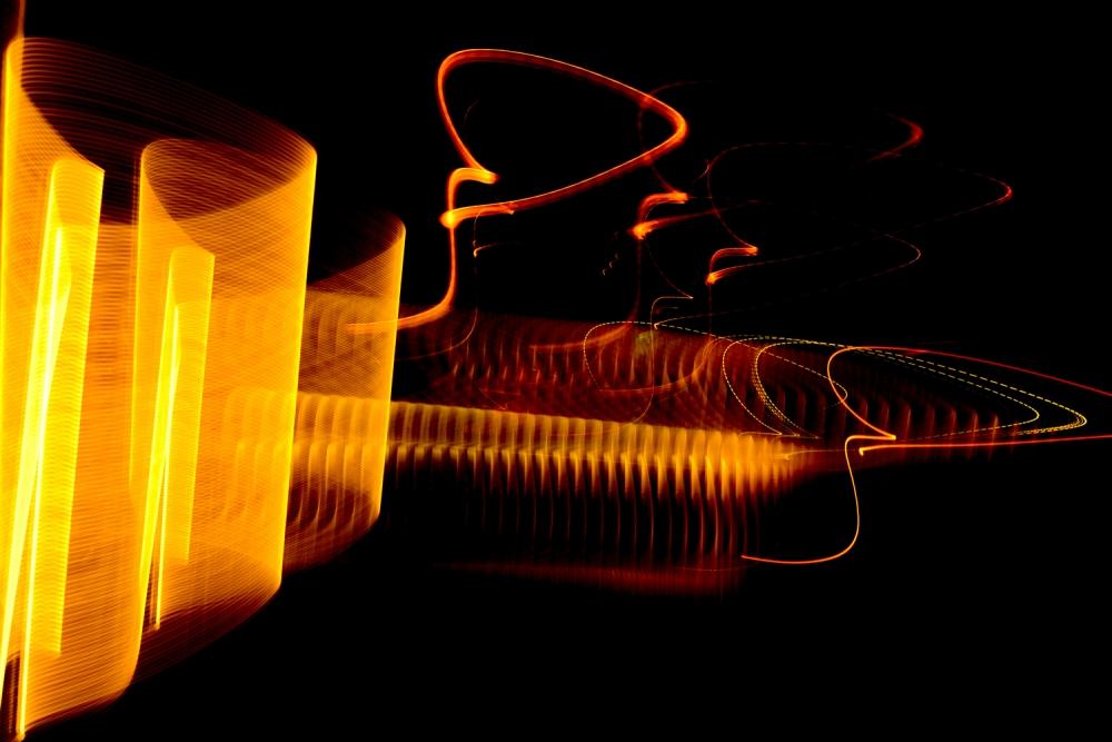 Fotokunst Stuttgart aus der Serie Lightshow